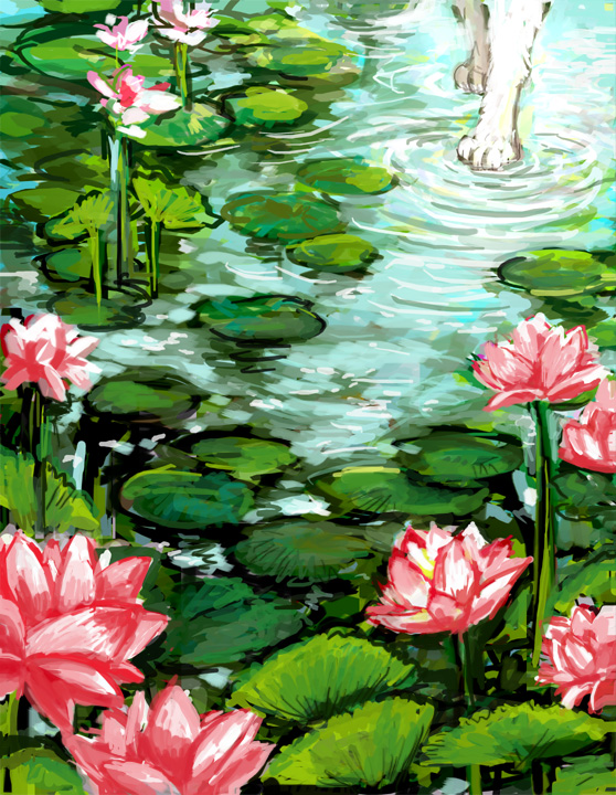 okami-great goddess, amaterasu