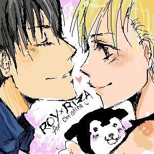 fma - kiss me, fool by chupachup