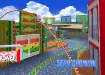 SEGA Carnival Opening