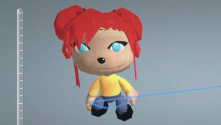Belle - LittleBIgPlanet