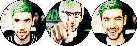 JackSepticEye Circle Stamps 2 by Markyplier