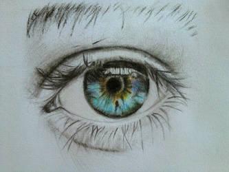 A Stranger's Eye by brownalliecat
