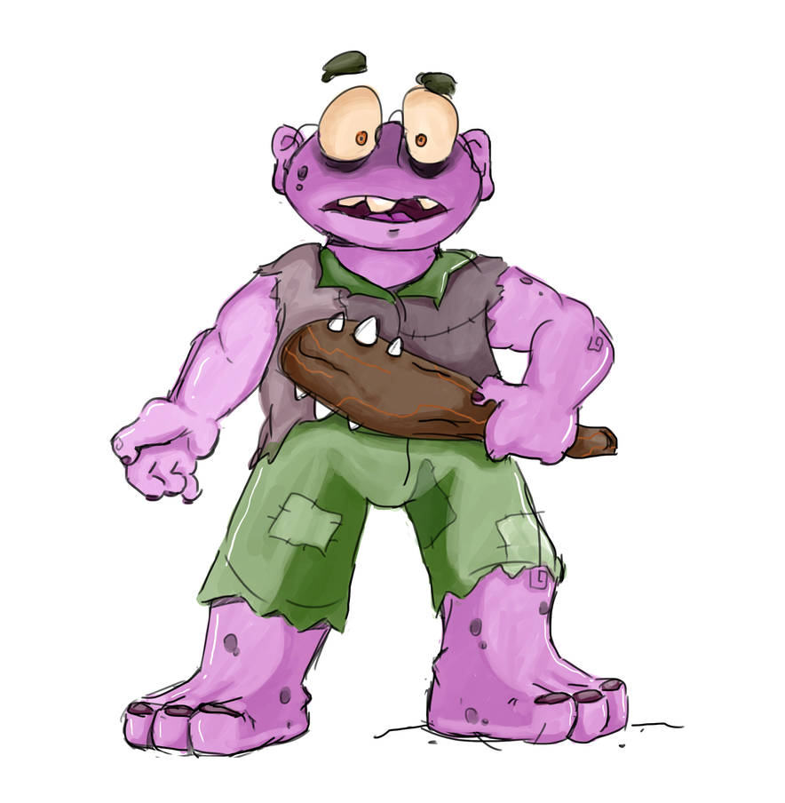 The Purple Giant