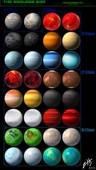 The Endless War - Planet Art Sampling