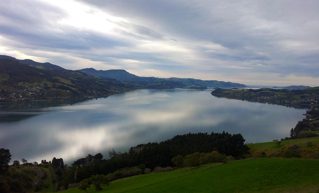 Otago Harbour 2 by ARC-Photographic