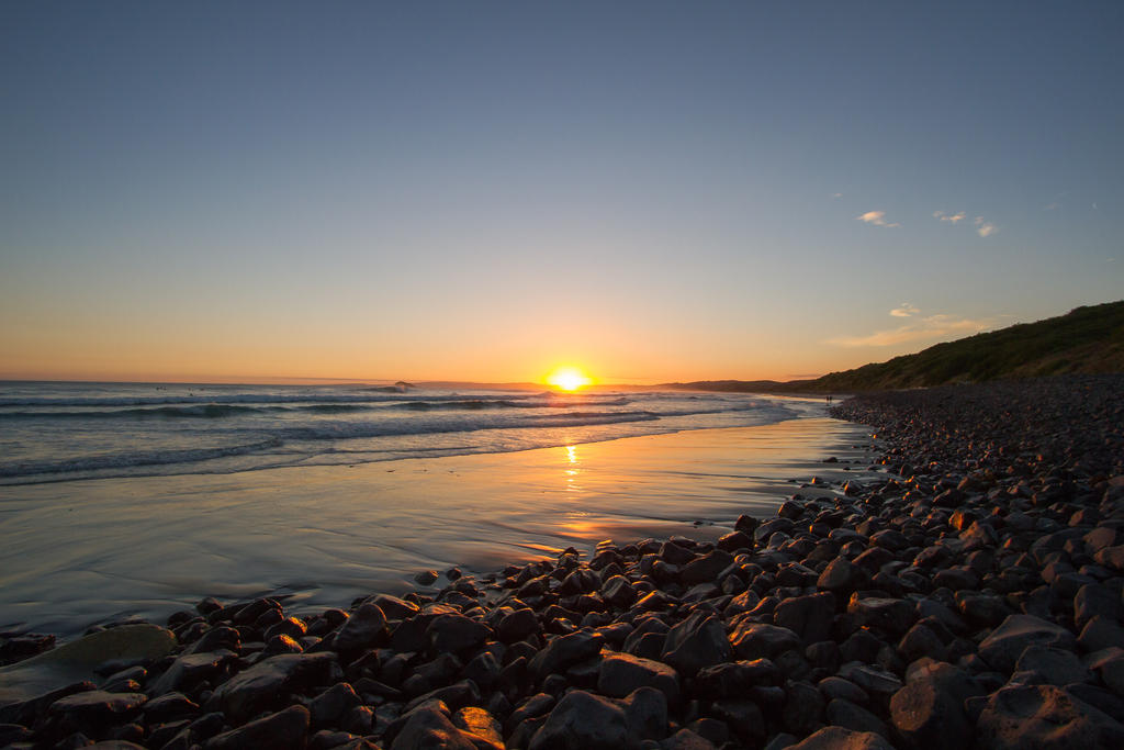 Blackhead Beach by firouz222