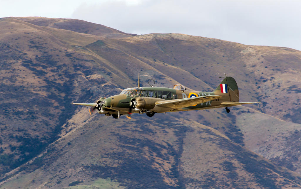 Avro 652A Anson Mk 1 Series II by ARC-Photographic