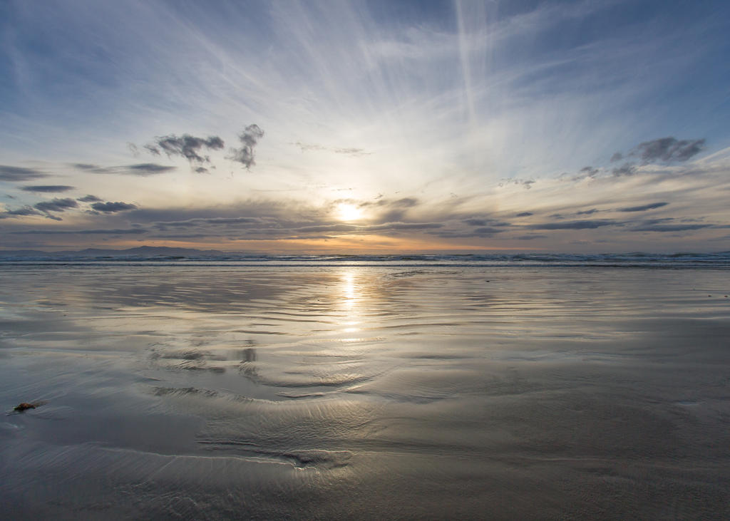 Oreti Sunset by ARC-Photographic