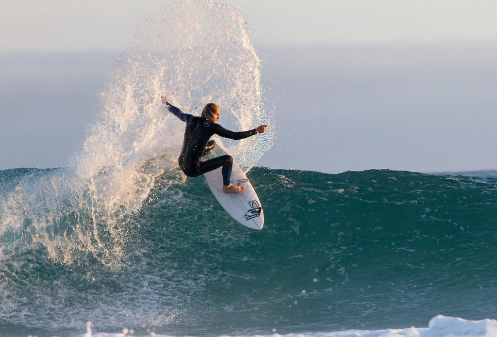 Surfer Action by ARC-Photographic