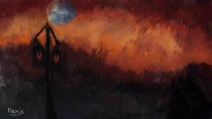 Burning Land of Xanoha