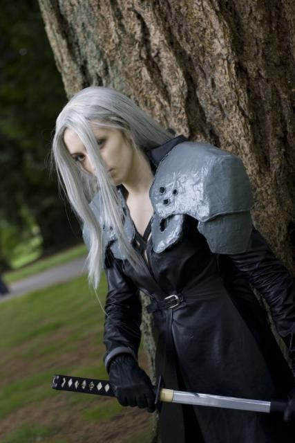 FF7 - Sephiroth Cosplay by rifa