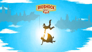 Bioshock Infinite Pixel Art