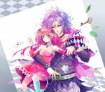 Mardjelo kidnaps princess Strawberry. by Aikorn