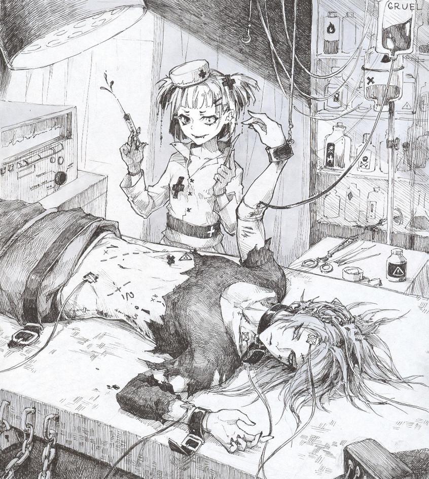 11 CRUEL by Aikorn