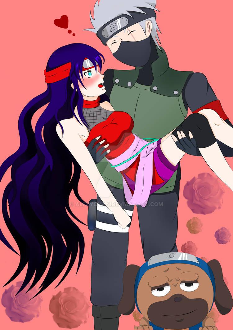 (NARUTO) Happy Valentine Days