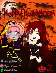 [DGrayMan] Happy Halloween