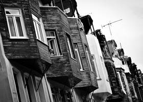 Old Houses by Masisus