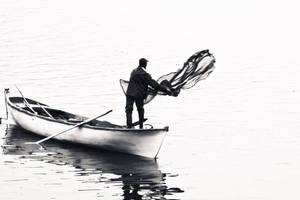 Fisherman by Masisus