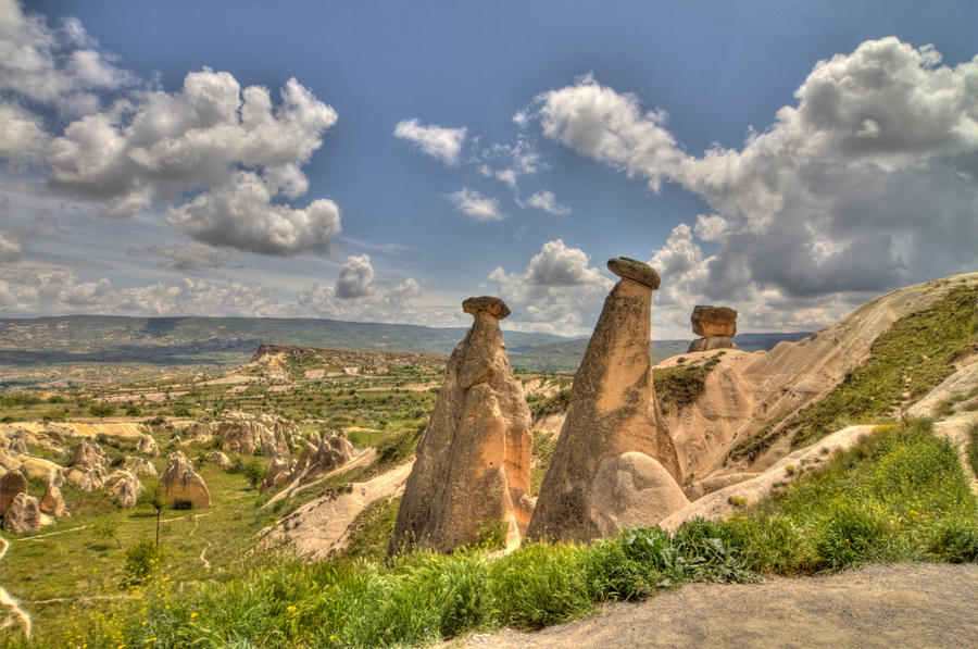 Cappadocia by Masisus