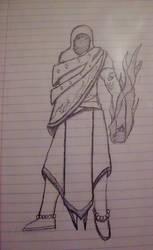 Pyroclast, Relic Pyromancer by Cyberdoom5