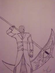 Blood Reaper Revamp by Cyberdoom5