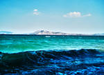 August Waves by SpikeTheRipper