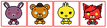 Five Nights At Freddy's Icons by OoamyroseoO