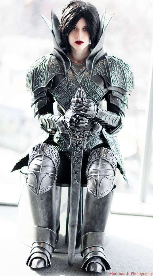 Dark Souls Black Knight Armor - No Helmet