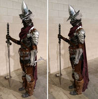 Abyss Watcher Cosplay