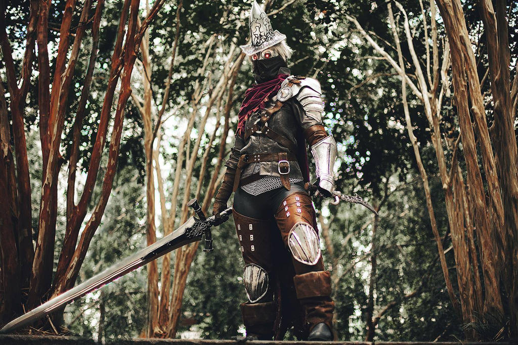 Dark Souls 3 Abyss Watcher - Dragon Con 2017 by SilverIceDragon1