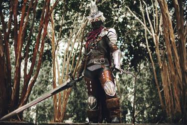 Dark Souls 3 Abyss Watcher - Dragon Con 2017