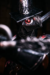 Abyss Watcher Cosplay - Close Up