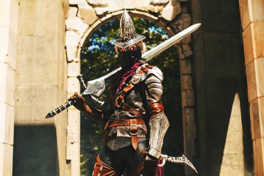 Dark Souls 3 Abyss Watcher Cosplay