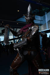 Abyss Watcher at PAX East 2018 - 2