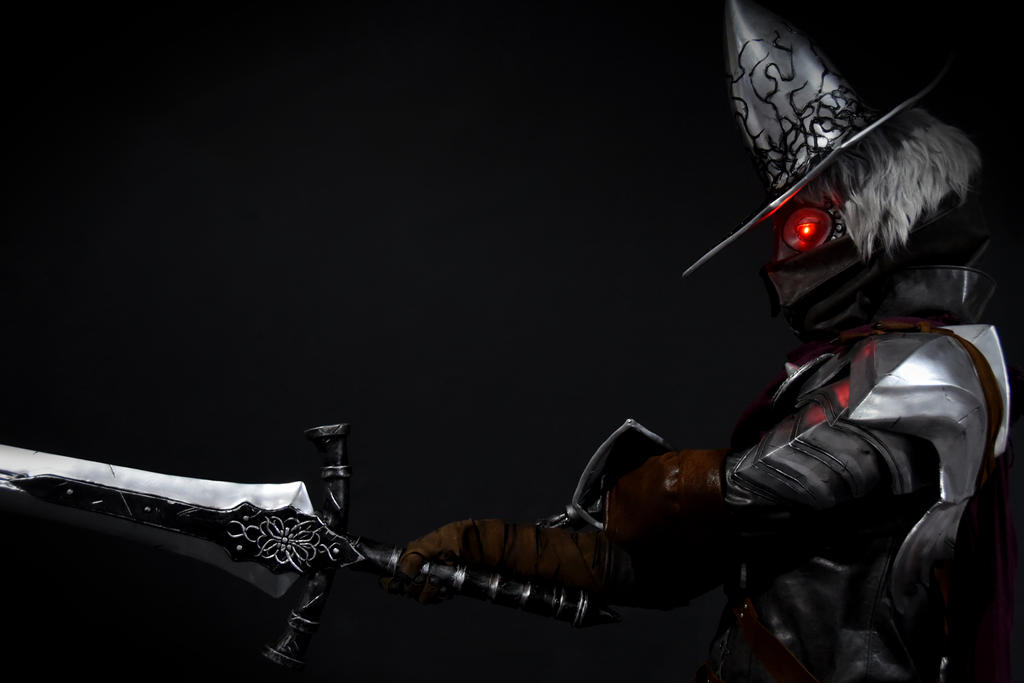 Abyss Watcher Cosplay - Patterns on Etsy! by SilverIceDragon1