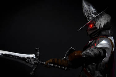 Abyss Watcher Cosplay - Patterns on Etsy!
