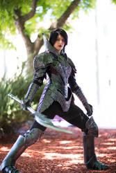 Dark Souls Black Knight Armor - Fanime 2018 - 2