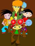 NN1's Fantastic Four