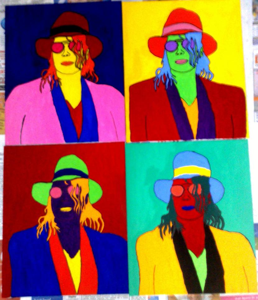 Michael Jackson Pop-Art by D2licous on DeviantArt