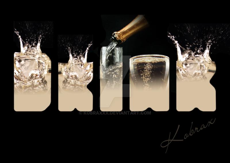 Type the champagne by Kobraxxx