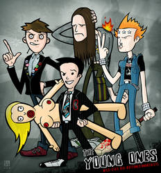 The Young Ones by xnafu