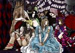 GazettE in Wonderland