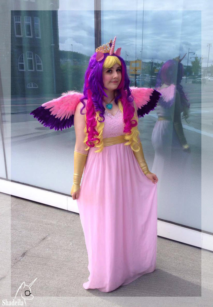 My Little Pony Cosplay | Princess Cadance by Shadeila ...  sc 1 st  DeviantArt & My Little Pony Cosplay | Princess Cadance by Shadeila on DeviantArt