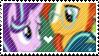 StarBurst / Sunburst X Starlight Stamp by Shadeila
