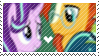 StarBurst / Sunburst X Starlight Stamp by Shadeila