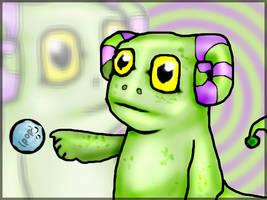Bubblemonster