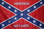 It is not for racism, it is for the Confederacy!