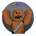 Lego Star Wars: Wookie Wars by OddGarfield