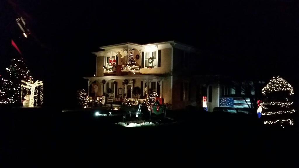 christmas light tour by oddgarfield - Christmas Light Tour