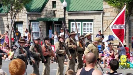 Rowan Rifles - Sons of Confederate Veterans March